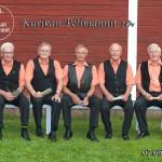 Huuliharppumiehet: Juhani, Jukka, Tapio, Osmo ja Risto